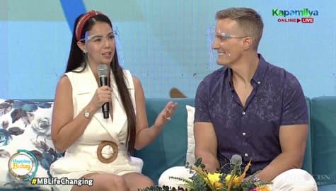 Magandang Buhay: Patricia, sinabi kung ano ang nakita niya kay Rob kaya mas napamahal siya dito Image Thumbnail