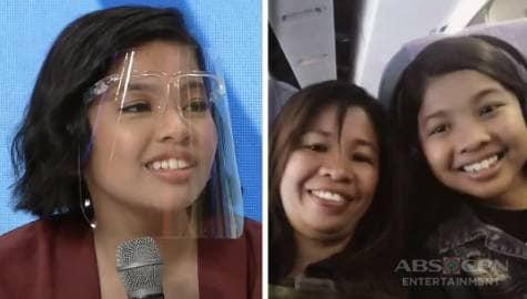Magandang Buhay: Elha, sinabing happy ang nanay niya nang malaman na single na siya Image Thumbnail