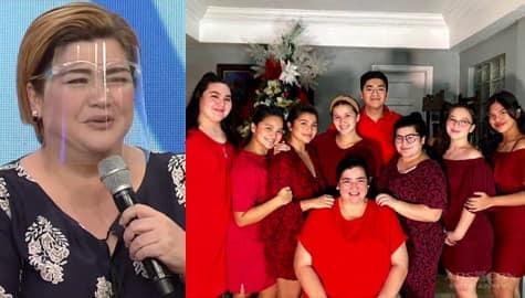 Magandang Buhay: Nadia Montenegro, ipinakilala ang lahat ng kanyang mga anak Image Thumbnail