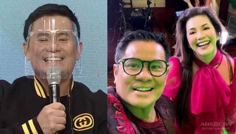 Magandang Buhay: Ogie, ikinuwento ang pagiging PA niya kay Regine Image Thumbnail