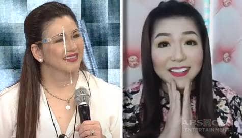 Magandang Buhay: Regine, aliw na aliw sa kanyang impersonator Image Thumbnail