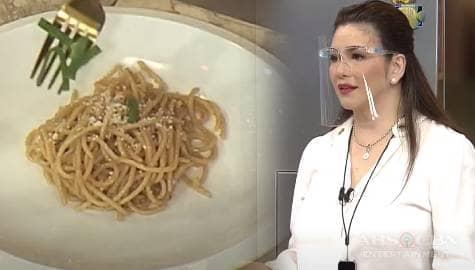Magandang Buhay: Garlic Noodles recipe Image Thumbnail