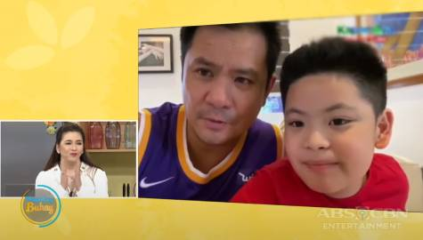 Magandang Buhay: Regine receives a sweet message from Nate and Ogie Image Thumbnail