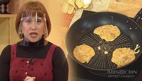Magandang Buhay: Banana Peanut Butter Pancake recipe Image Thumbnail