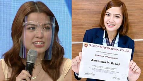 Magandang Buhay: Alexa, ikinuwento kung paano niya pinagsasabay ang pag-aaral at pag-aartista Image Thumbnail