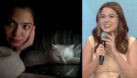 Magandang Buhay: Alexa, sinabing malaking tulong ang pagkakaroon ng pets sa kanyang buhay Image Thumbnail