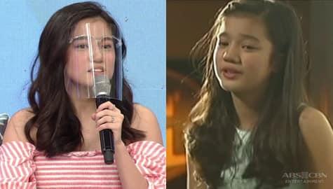 Magandang Buhay: Belle, sinabing ngayon ay kayang-kaya niya nang makipag-interact bilang isang artista Image Thumbnail