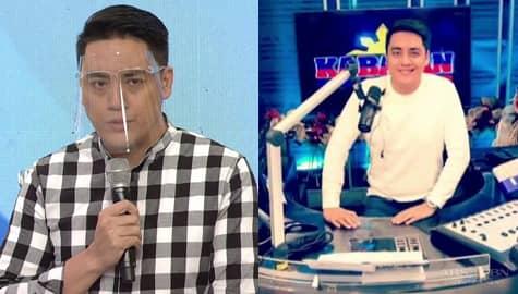 Magandang Buhay: Johnson Manabat, sinabing gusto talaga niyang makapagtrabaho sa media Image Thumbnail
