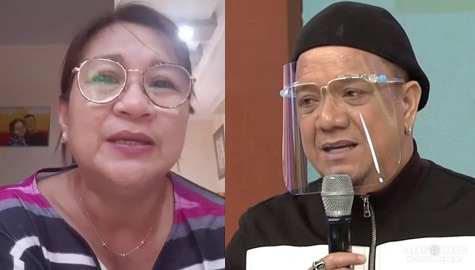 Magandang Buhay: Mitoy, nakatanggap ng mensahe mula sa kanyang asawa Image Thumbnail