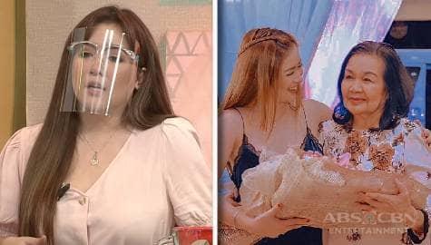 Magandang Buhay: Ang hindi makakalimutan ni Angeline na pangaral ni Mama Bob Image Thumbnail