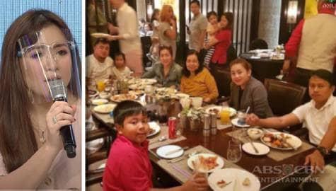 Magandang Buhay: Angeline, ibinahagi ang inayos na masayang reunion ng kanyang pamilya Image Thumbnail
