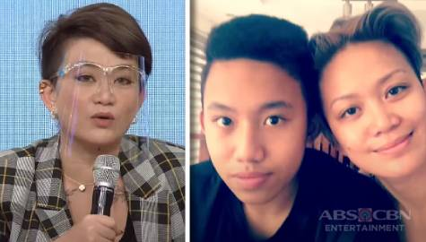 Magandang Buhay: Tuesday on taking care of her son while growing up Image Thumbnail