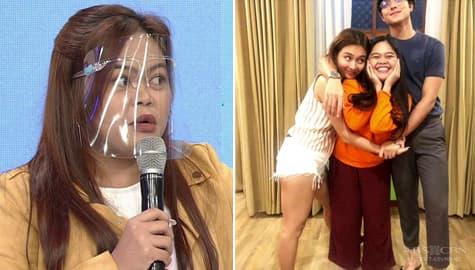 Magandang Buhay: Alora on being a KathNiel fan Image Thumbnail