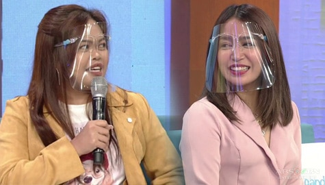 Magandang Buhay: How Alora and Riva's friendship started Image Thumbnail