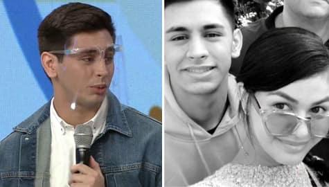 Magandang Buhay: Diego describes Janine as a sister Image Thumbnail