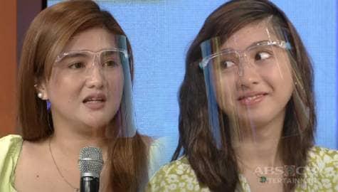 Magandang Buhay: Dimples, naging emosyonal habang ikinukwento ang pagka-proud niya sa kanyang anak na si Callie Image Thumbnail
