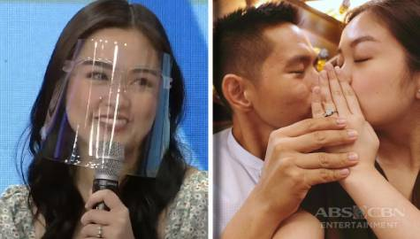 Magandang Buhay: Hopia, ikinuwento ang pagpo-propose ng kanyang boyfriend