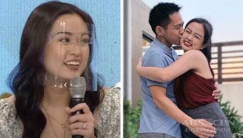 Magandang Buhay: Hopia, masayang ikinuwento ang kanyang love life Image Thumbnail