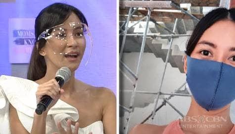 Magandang Buhay: Bianca, nagkwento tungkol sa pinapagawa nilang bahay Image Thumbnail