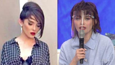 Magandang Buhay: Ang kwento sa likod ng iba't ibang hairstyles ni KZ Image Thumbnail