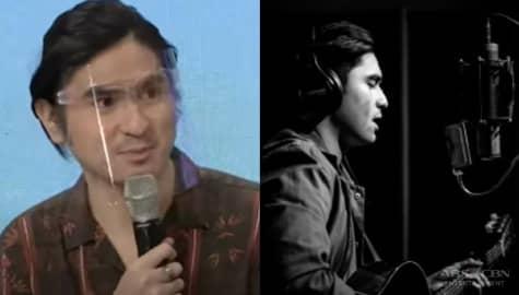 Magandang Buhay: CJ, sinabing nahihilig siya sa paggawa ng kanta ngayon Image Thumbnail
