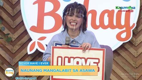 Magandang Buhay: Never Have I Ever with KZ Tandingan