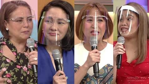 Magandang Buhay: Momshie Karla, Melai at Jolina, masayang-masaya sa mga ipinatupad na batas ni Momshie Risa Image Thumbnail