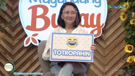 Magandang Buhay: Totropahin o Jojowain with Momshie Risa Hontiveros Image Thumbnail