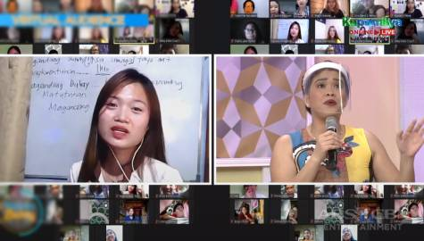 Magandang Buhay: Voice Lesson 101 with Momshie Melai and Teacher Dan Image Thumbnail