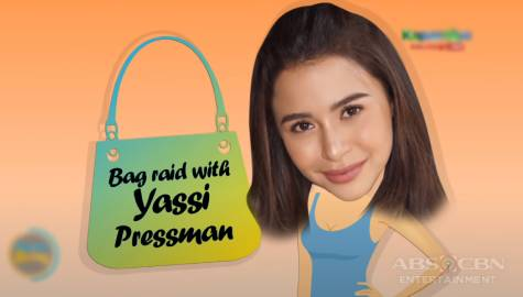 Magandang Buhay: Bag raid with Yassi Pressman Image Thumbnail