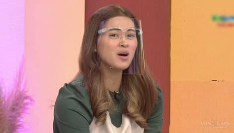Magandang Buhay: Lara, nasunog ang bahay dati dahil sa pagluluto ng french fries Image Thumbnail