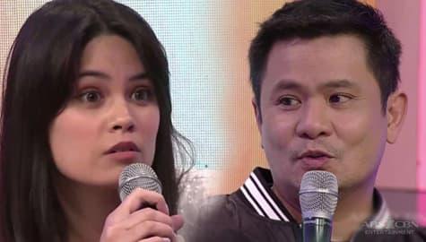 Magandang Buhay: Ogie, na-touch sa mensahe ni Leila para sa kanya Image Thumbnail