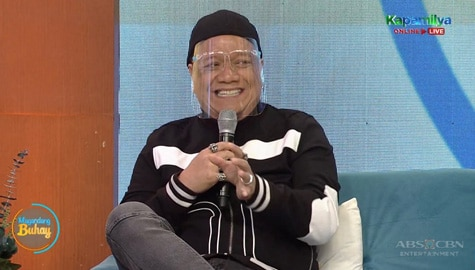 Magandang Buhay: Mitoy, ibinahagi kung paano nahulog ang puso ng kanyang asawa sa kanya Image Thumbnail