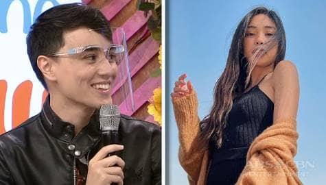 Magandang Buhay: Edward, excited na nga ba sa episode ng kanyang show kasama si Maymay? Image Thumbnail
