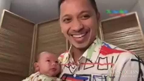 Magandang Buhay: Jhong, ipinasilip ang kanyang cute na baby! Image Thumbnail