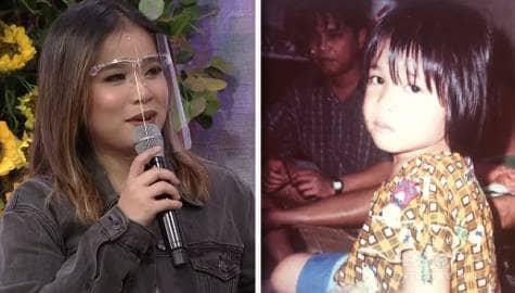 Magandang Buhay: Klarisse, sinabing ang tatay niya ang nagturo sa kanya ng music Image Thumbnail