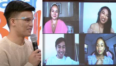 Magandang Buhay: Liofer, Gail, Chico and Ella play Pinoy Blank Brother Image Thumbnail