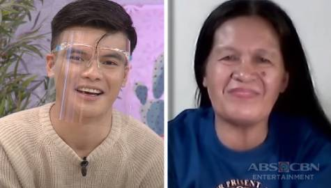 Magandang Buhay: Liofer's touching message for his mom Image Thumbnail