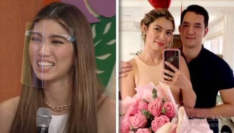 Magandang Buhay: Nicole, sinabing very private sila ng kanyang boyfriend Image Thumbnail