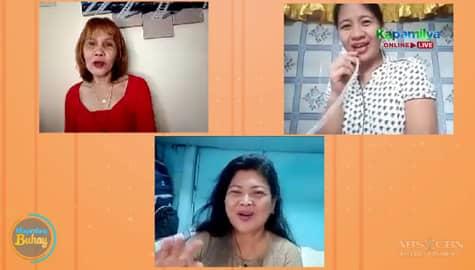 """Magandang Buhay: Meet the """"Salamat Momshie"""" awardees Image Thumbnail"""
