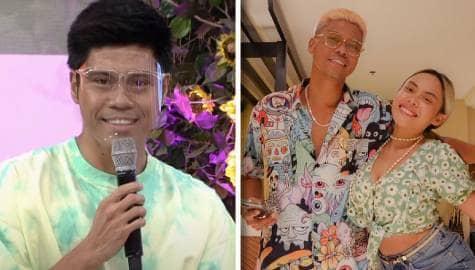 Magandang Buhay: Jerald, minsan na nga bang nakalimot sa monthsary nila ni Kim? Image Thumbnail