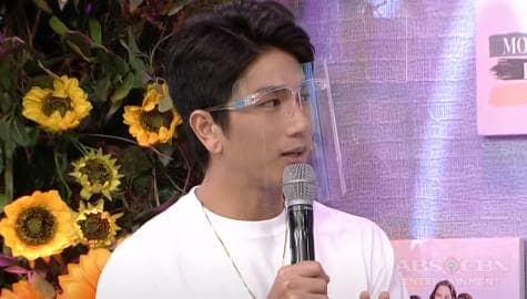 Magandang Buhay: Nikko, sinabing 3 lang ang kanyang naging ex-girlfriend Image Thumbnail