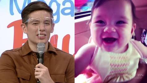 Magandang Buhay: Jake, nasa Singapore nang ipanganak si Ellie Image Thumbnail