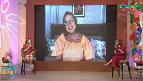 Magandang Buhay: Momshie Karla, Jolina and Melai play NEW-se in a Sentence Image Thumbnail