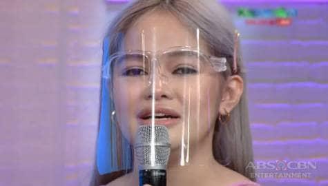 Magandang Buhay: Janine, emosyonal na binalikan ang pinagdaanan niya noon Image Thumbnail