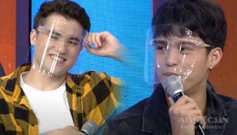 Magandang Buhay: Kyle, sinabi ang positive changes kay Markus Image Thumbnail
