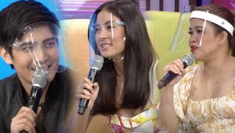 Magandang Buhay: Bianca at Melai, may ibinuking tungkol kay Robi Image Thumbnail