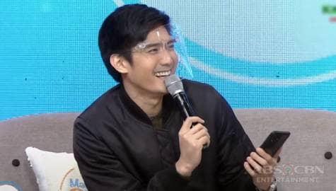 Magandang Buhay: Robi, sinabing si Mikee ang nagha-handle ng kanyang YouTube account Image Thumbnail