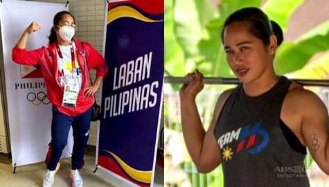Magandang Buhay: Hidilyn, almost 2 years nag-training sa Malaysia Thumbnail