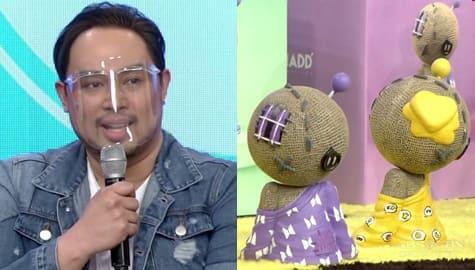 Magandang Buhay: Jed, ikinuweto ang paggawa niya ng voodoo dolls Thumbnail